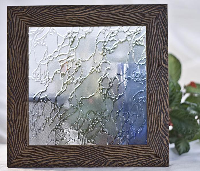 Орнаментно стъкло Делта
