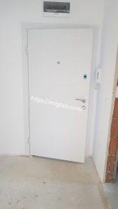 Входна блиндирана врата Украинска модел 1 3 2