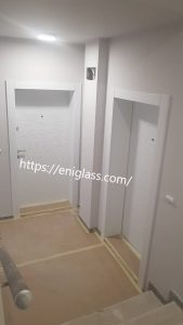 Входна блиндирана врата Украинска 132