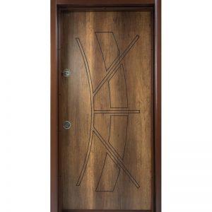 Входна врата-р28-златен-дъб