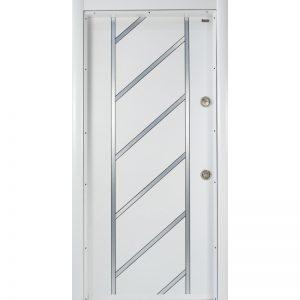 Входна врата-р42-бяла