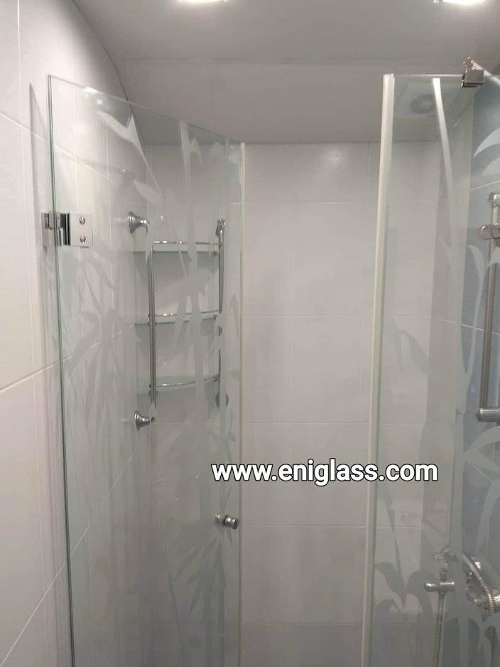 Изработка на душ кабина с Американски обков на KRAUS.