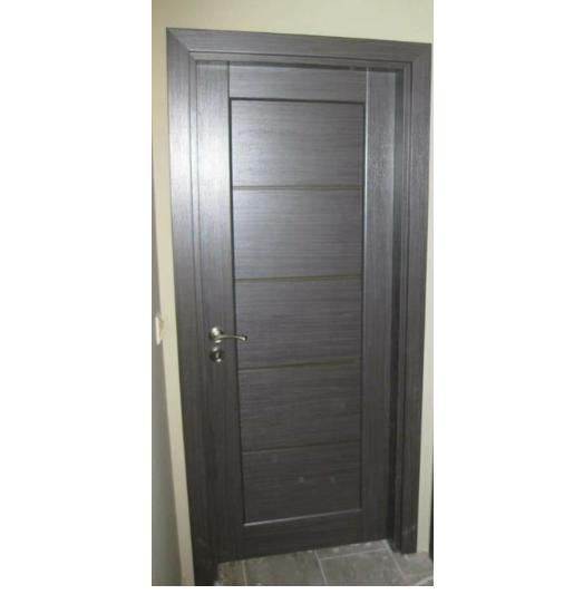 Интериорна врата Мира бяла сива