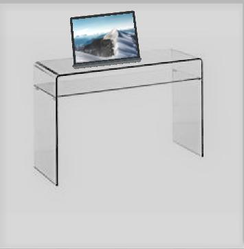 Стъклено бюро 2