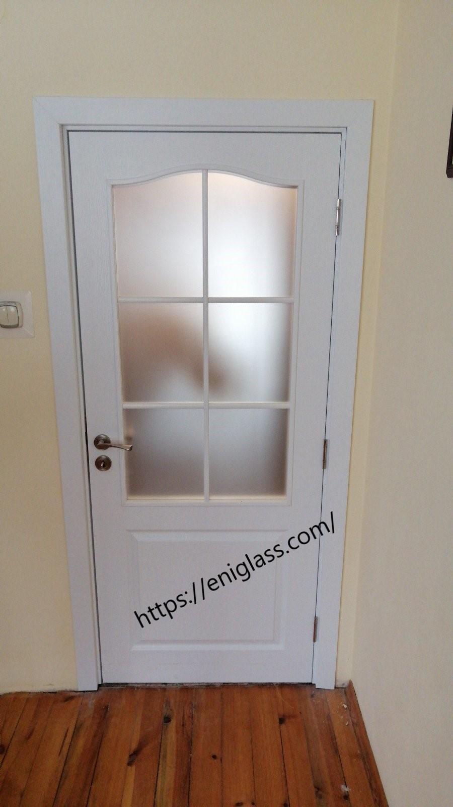 интериорна врата химичен мат