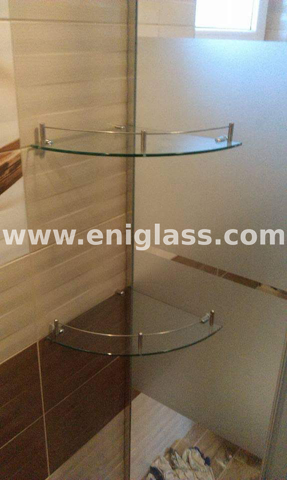 стъклени поставки, етажерки,лавици и полици 5