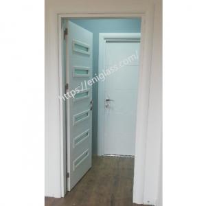 Интериорна врата Турска плътен HDF гланцова