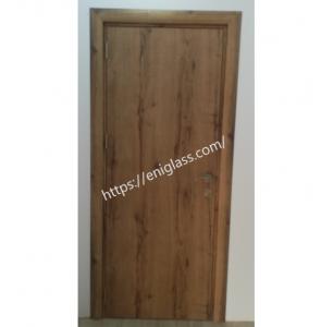 Интериорна врата Турска плътен HDF орех