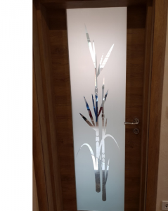 Интериорна врата Турска плътен HDF шарка матитана по каталог
