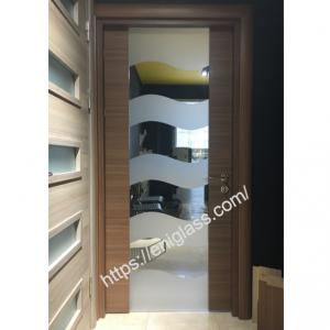 Интериорна врата Турска шарка мат от каталог