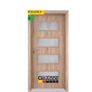 Интериорна врата Gradde Blomendal, Дъб Вераде