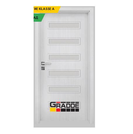 Интериорна врата Gradde Schwerin, Сибирска Лиственица