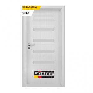 Интериорна врата Gradde Schwerin, модел 9, Сибирска Лиственица