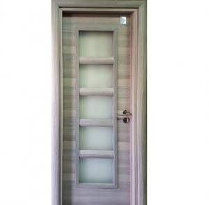 Интериорна врата VD5 п-в плътен HDF