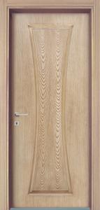 интериорна врата ваза кафява