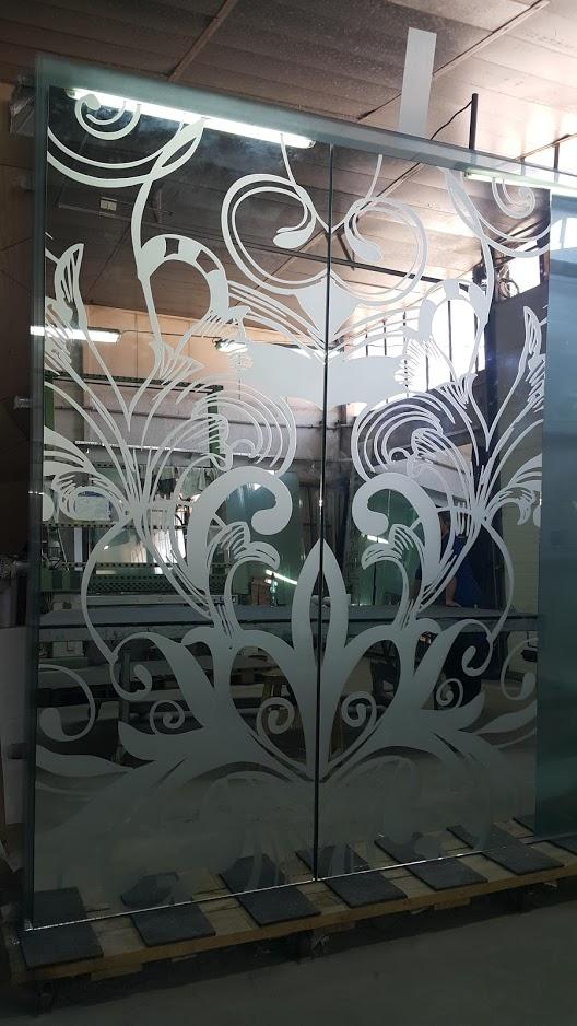 огледало шарка мат по размер на клиента