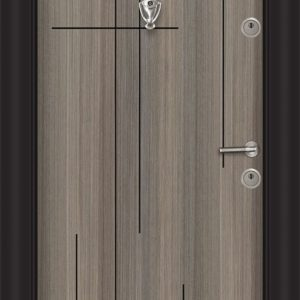 входна турска блиндирана врата SL-208 мистик