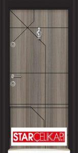 входна турска врата мистик SL-217 мистик