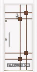 L 5409 White врата