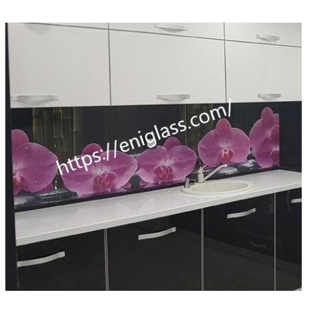 принт орхидея